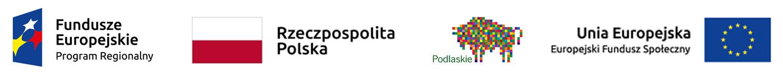 Projekt Startuj w biznesie. Subregion bielski. finansowany jest z Regionalnego Programu Operacyjnego Województwa Podlaskiego